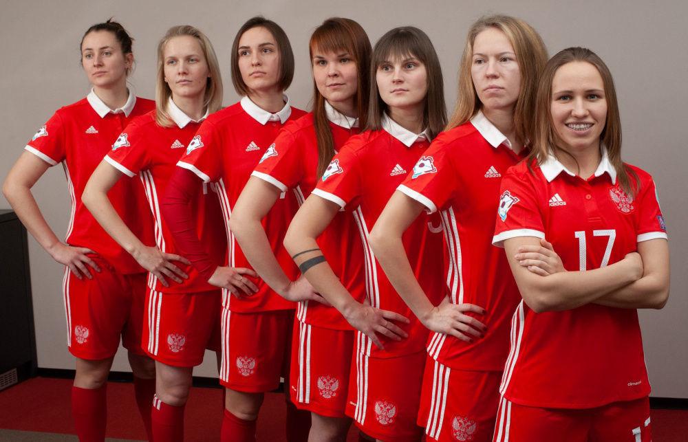 Женщина в сборной испании по футболу