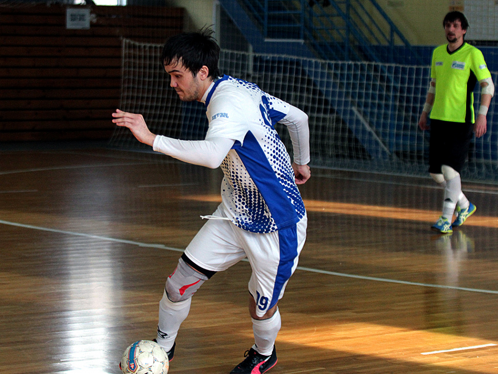 Марсель халиуллин мини футбол